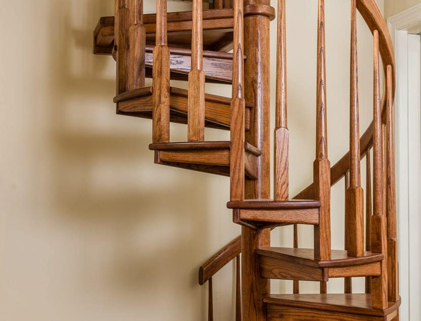 The Artisan Spiral Staircase Handcrafted Quality All