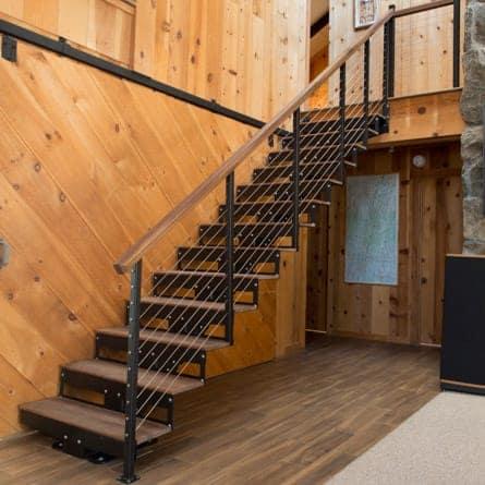 Straight Stairs Premium