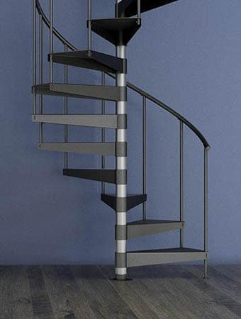 Improve Your Home With A Spiral Staircase Paragon Stairs