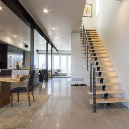 condo-straight-stairs