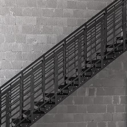 garage-straight-staircase