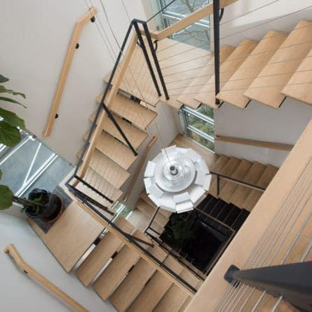 multistory-straight-staircase