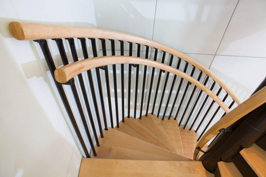 custom multiple handrails