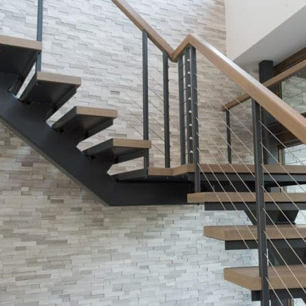 straight-staircase-metal