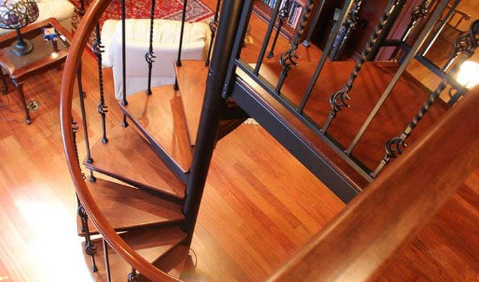 elegant-the-curator-spiral-stair