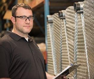 paragon engineer on shop floor