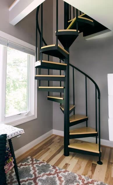 Attic Stairs Affordable Safe Ladder Alternatives