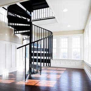 custom interior staircases