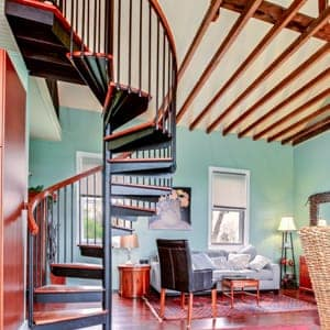 design your loft staircase