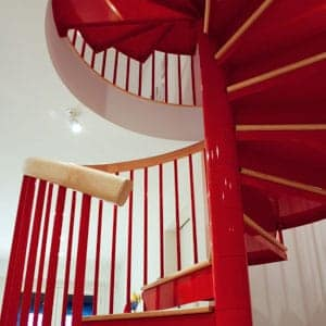 customize metal staircases