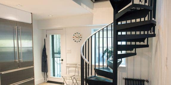 Modern Spiral Staircase | Urban, Chic, and Contemporary Stairs