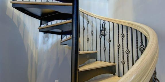 spiral-stair-components