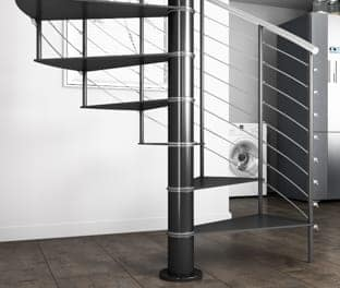 clear plastic spacers for adjustable stair