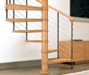 Wood Staircase Kits